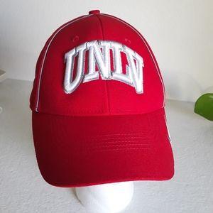 Nike UNLV red Adult unisex cap.